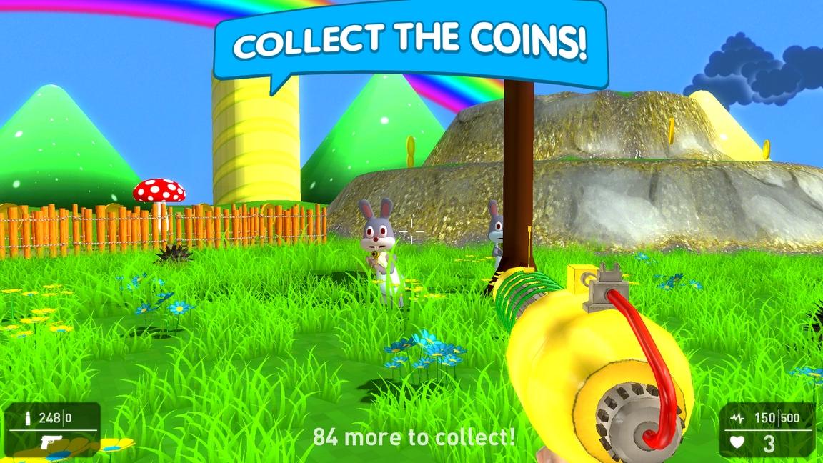 ساخت بازی با سبک کودکانه