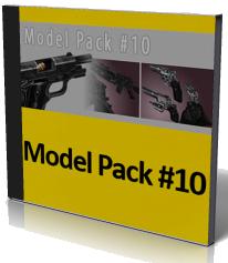 مدل پک ۱۰