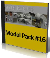 مدل پک ۱۶