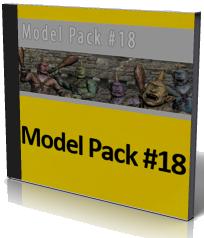 مدل پک ۱۸