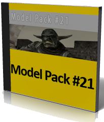 مدل پک ۲۱