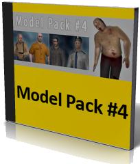 مدل پک ۴