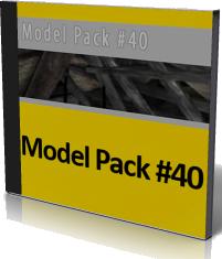 مدل پک 40