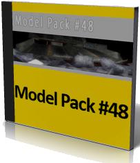 مدل پک 48