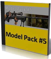 مدل پک ۵