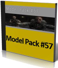 مدل پک 57