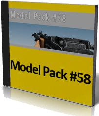 مدل پک 58