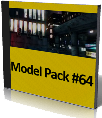 مدل پک 64