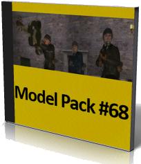 مدل پک 68