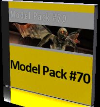 مدل پک ۷۰