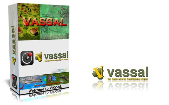 نرم افزار Vassal Engine موتور بازی سازی